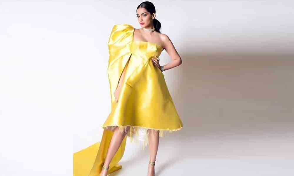 Sonam Kapoor hosts star-studded brunch