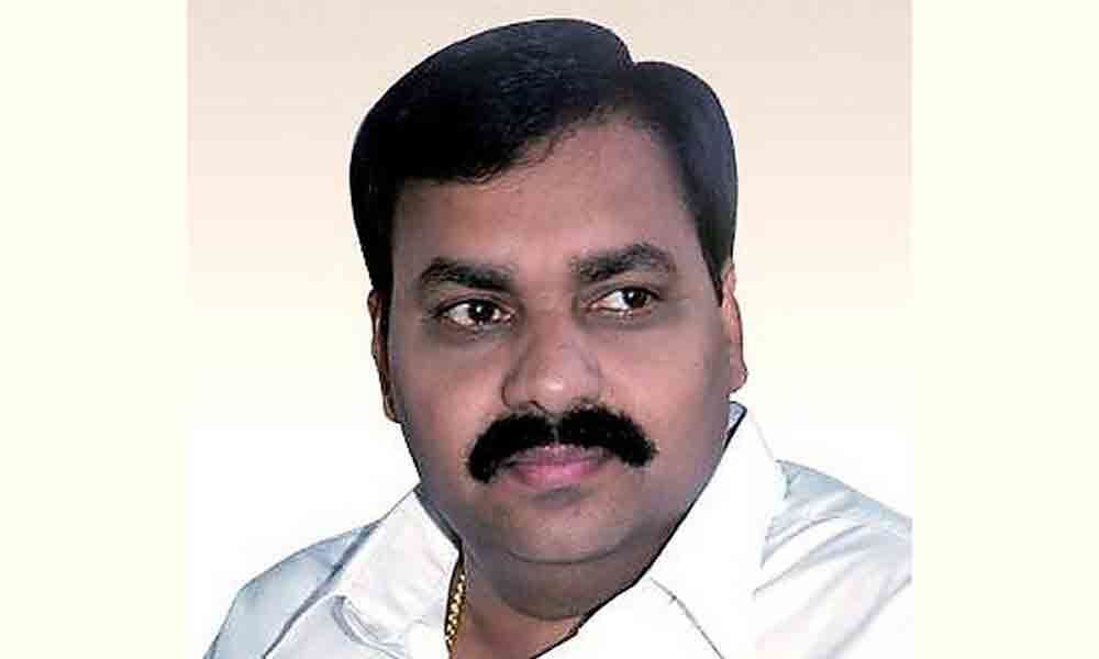 Will review ongoing projects: MLA Kakani
