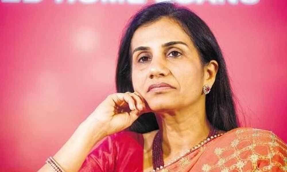 Chanda Kochhar skips ED date