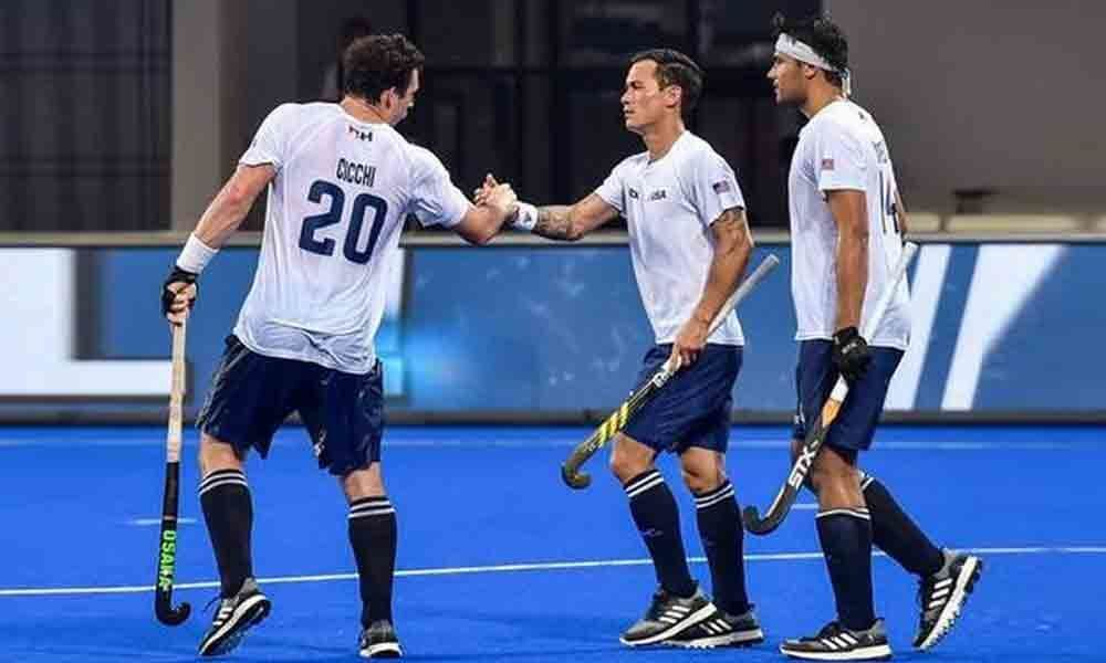 USA seal direct FIH Series semis spot; Japan, SA to go through cross-overs