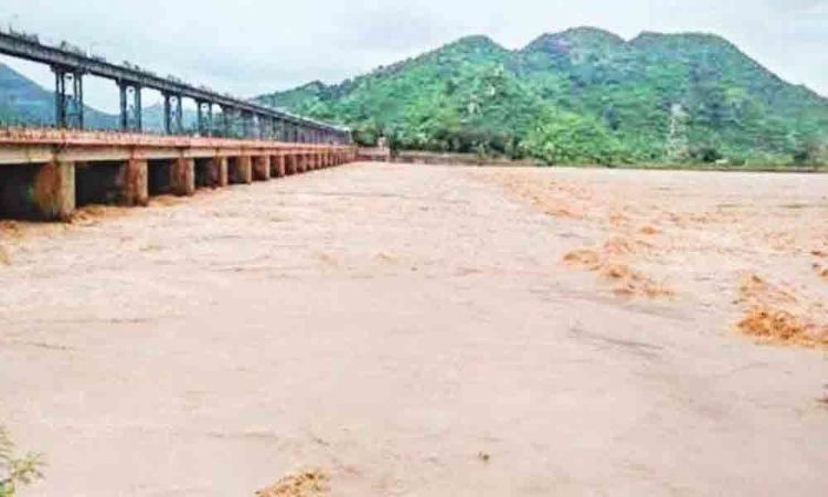 VAMSADHARA-BAHUDA Redrawing river linking project on cards