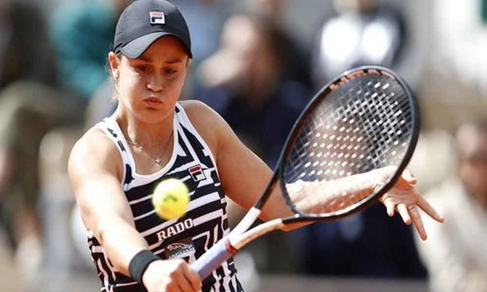 Ashleigh Barty rises to number two position