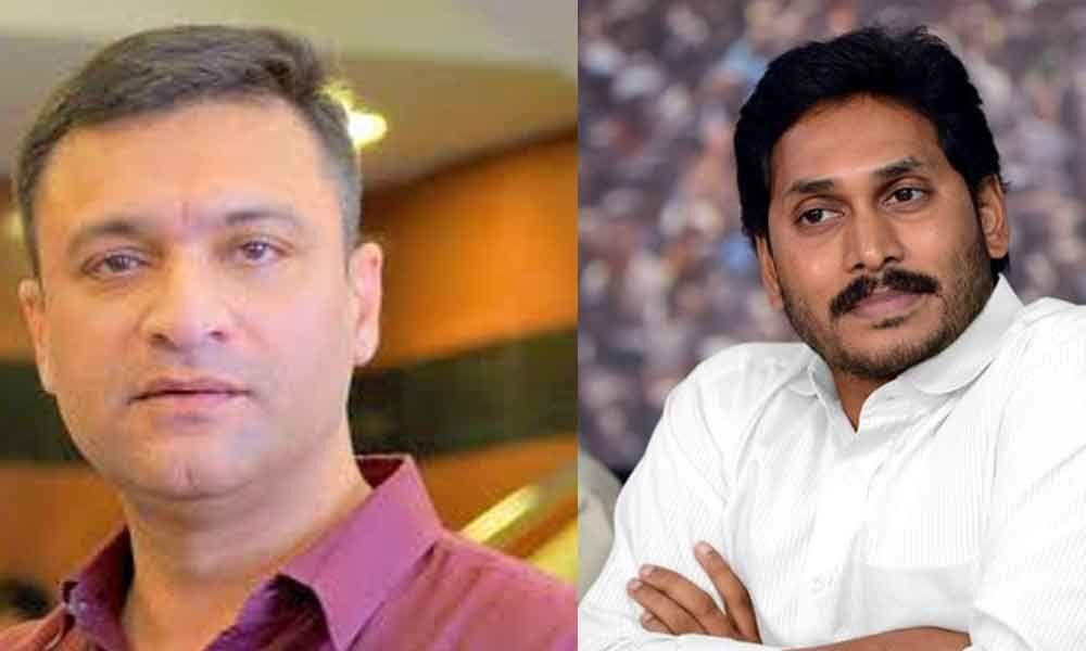 CM YS Jagan wishes speedy recovery to Akabaruddin Owaisi