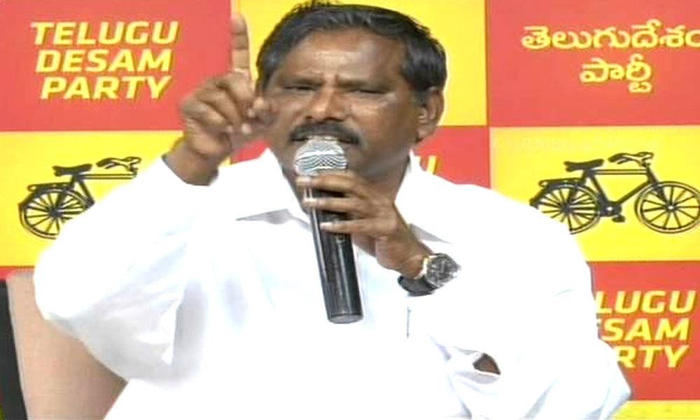 TDP leader Jupudi Prabhakara Rao resigns to Corporation Chairman post