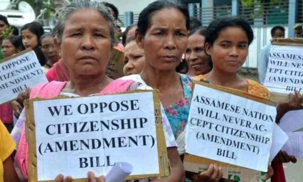 Planned right to secede bill if BJP pushed citizenship bill