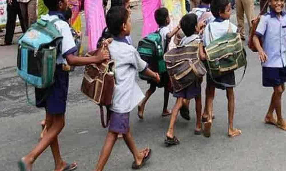 Schools in Telangana re-open today