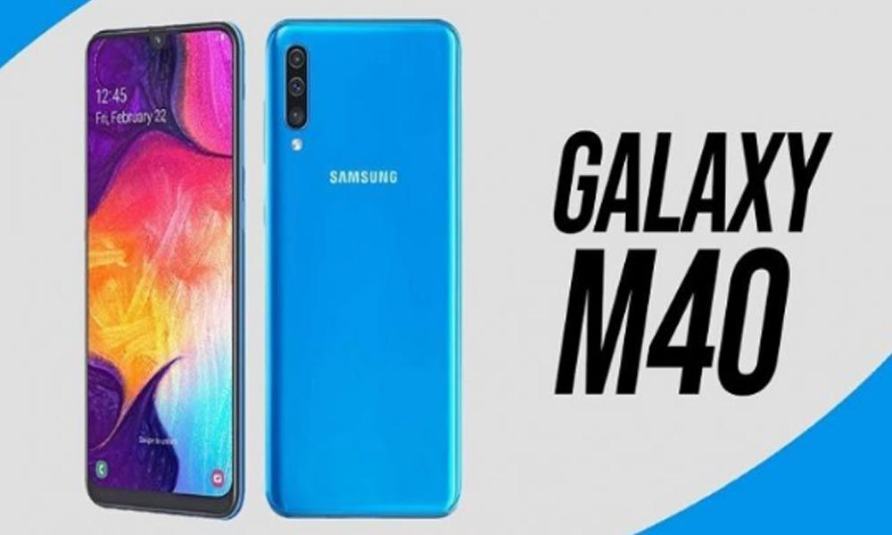 Samsung Galaxy M40 With Infinity-O Display Launched in India; Price, Specifications and More