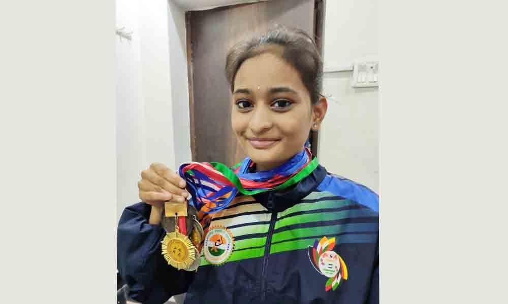 Visakhapatnam: Reshma eyes Pesapallo World Cup tourney