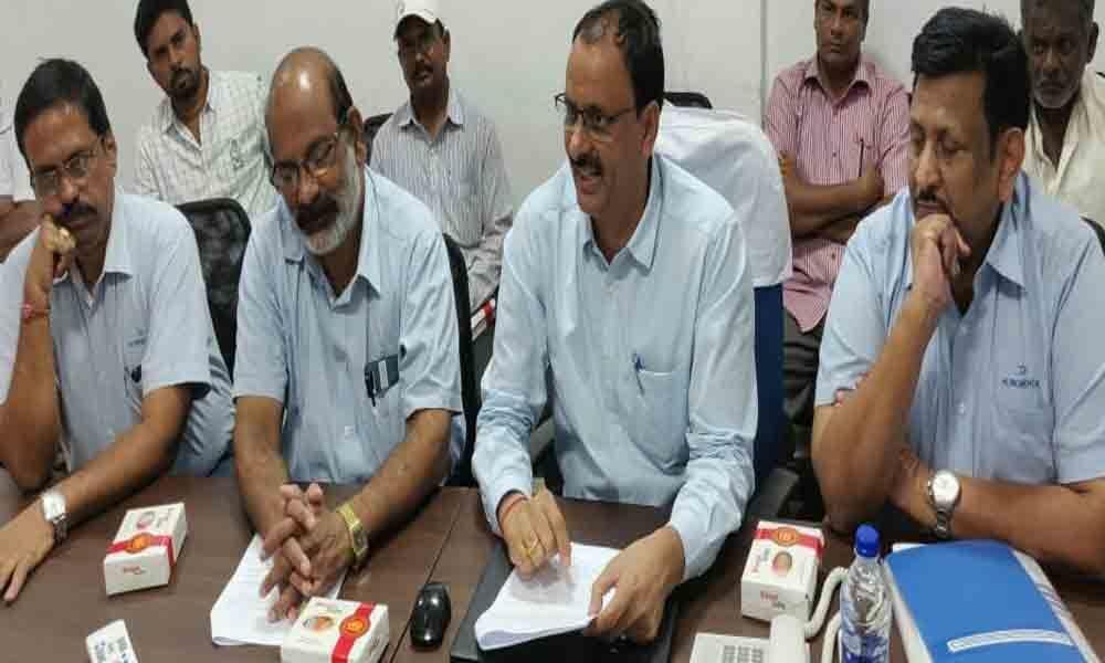 Aurobindo committed to workers welfare in Srikakulam