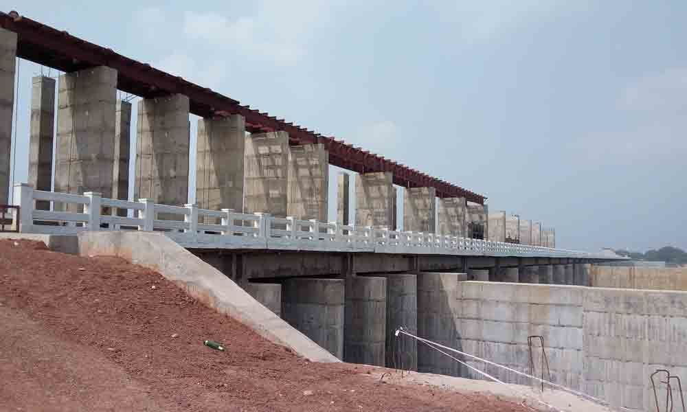 Penna Barrage needs funds for completion in Nellore