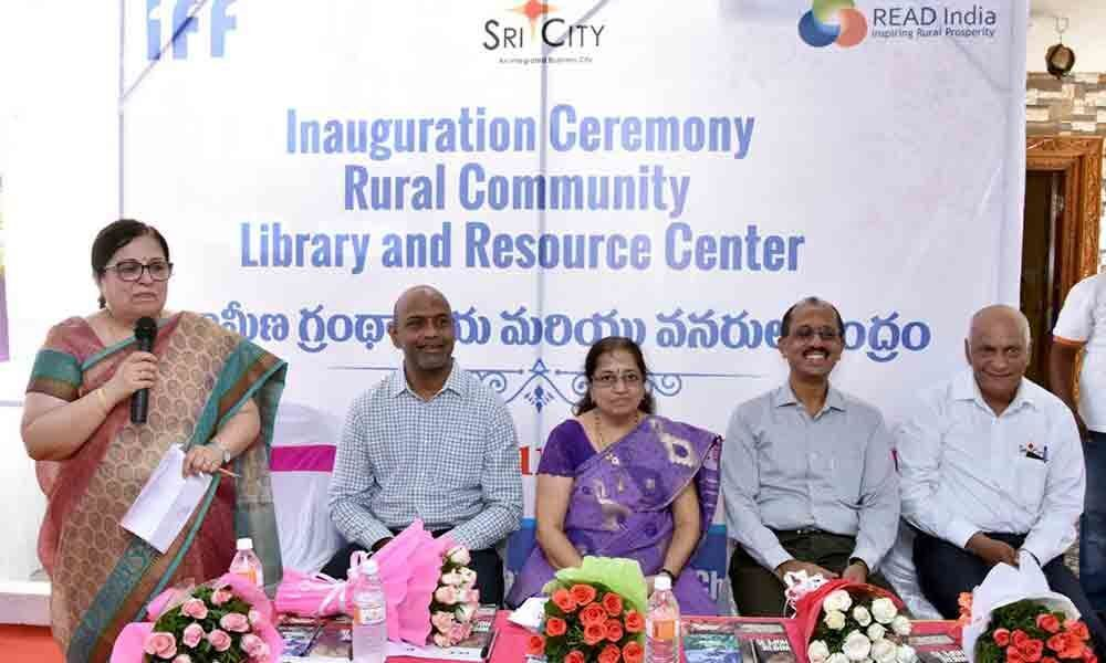 International Flavours & Fragrances opens library, resource centre in Tirupati