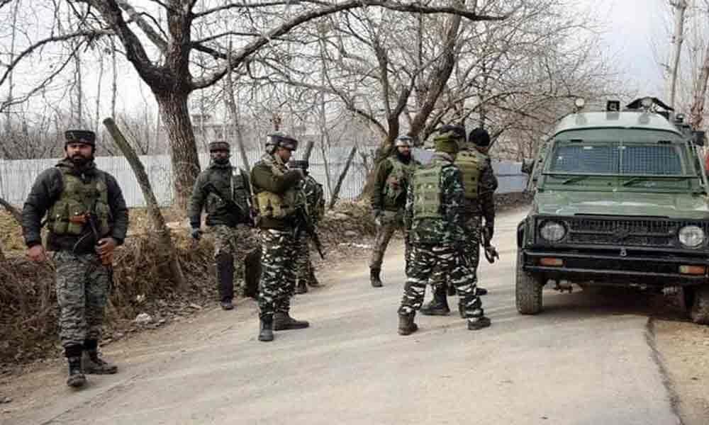 5 jawans killed in J&K terror attack
