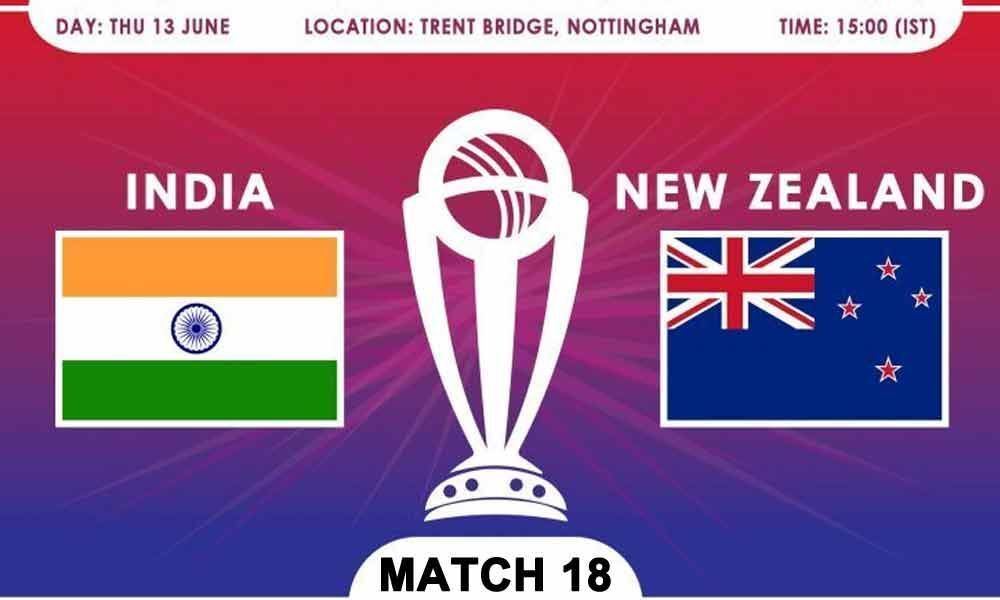 India vs New Zealand World Cup 2019 match: Where and where to watch live, telecast details, live score updates