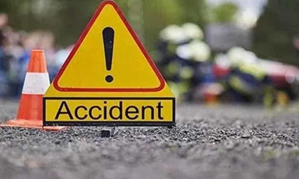 Telangana: 1 killed, 30 injured after bus overturns at Suryapet