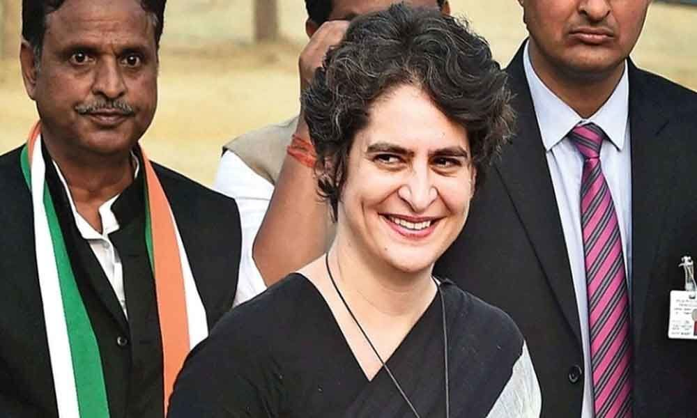Congress workers want Priyanka as UP CM candidate