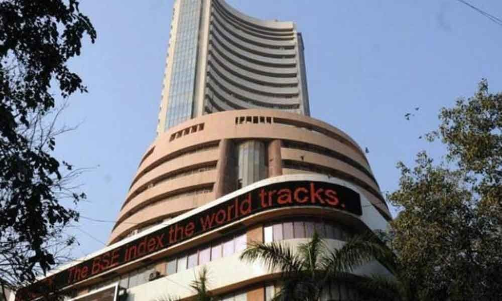 Sensex falls over 100 points; Yes Bank tanks 9 per cent