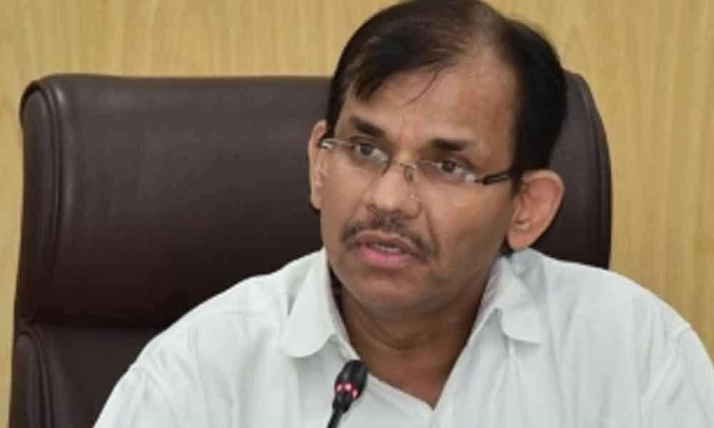 EC transfers CEO Gopal Krishna Dwivedi