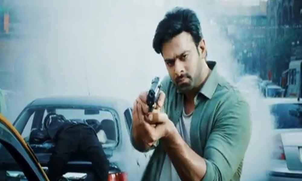 Prabhas Saaho Movie  teaser review