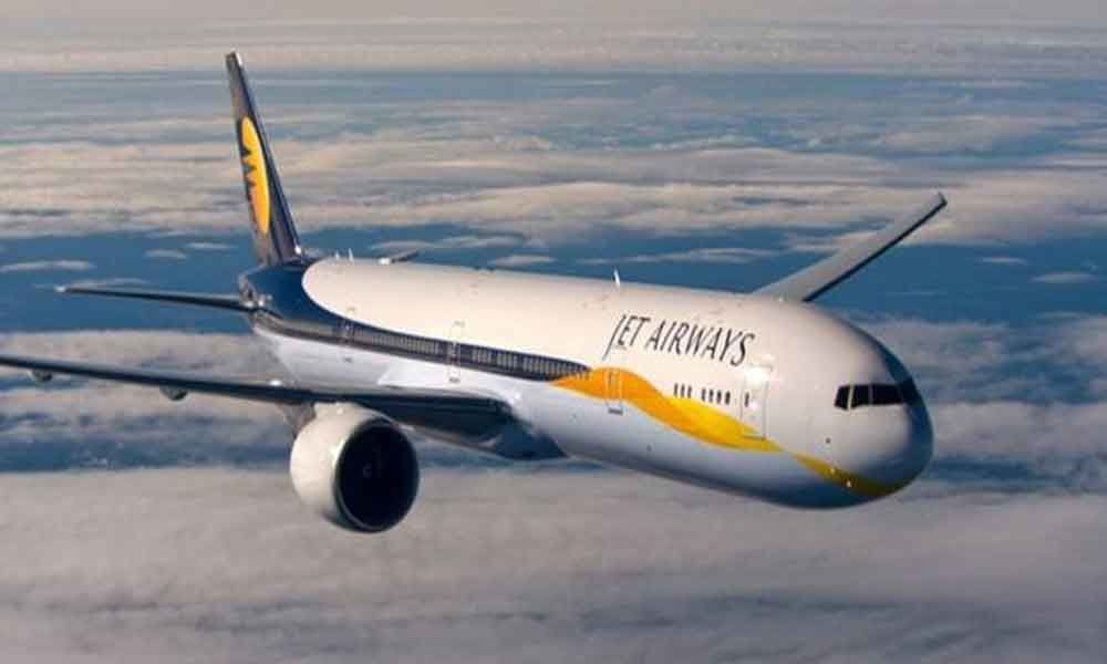 Jet Airways shares tank over 23 % after bourses announce trading restrictions