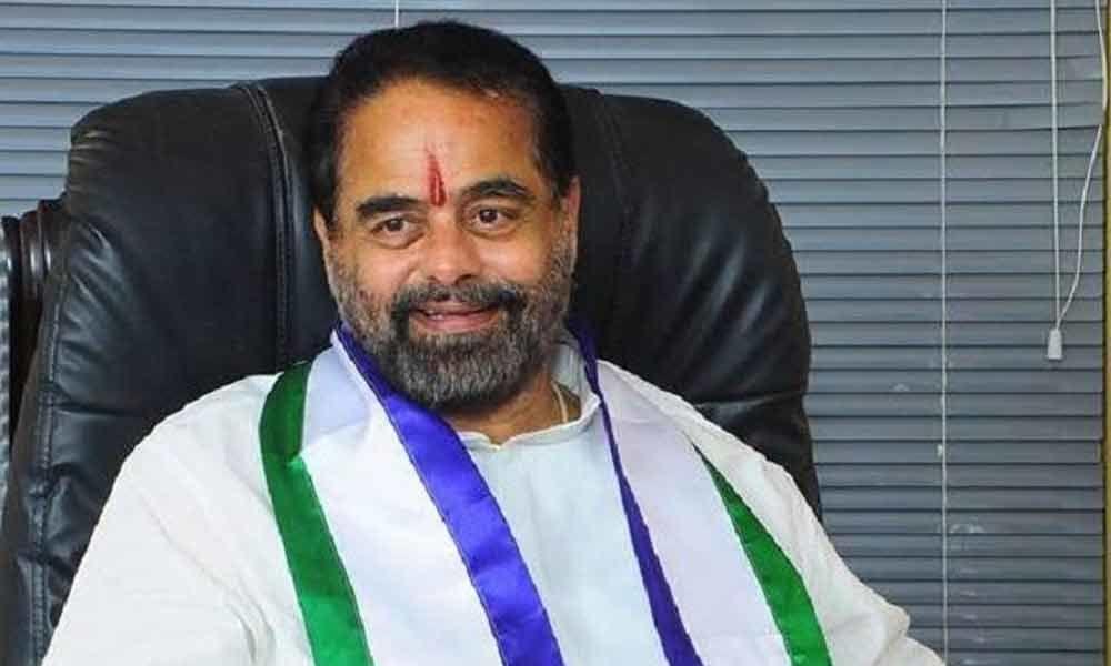 CM YS Jagan, MLAs greet speaker Seetharam