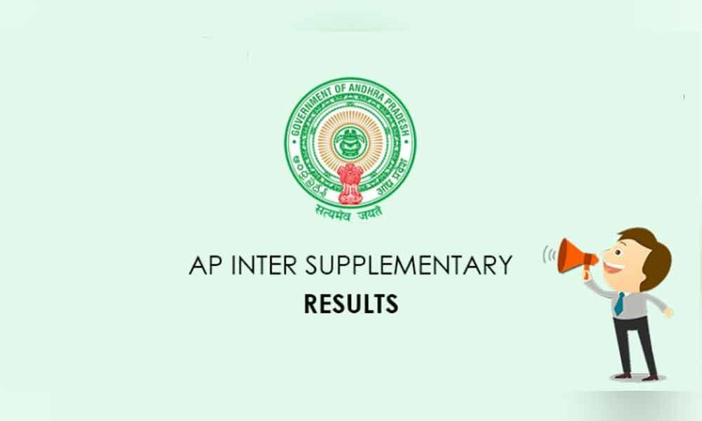 AP inter 2019 supplementary results released