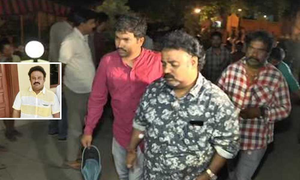 Hyderabad: Dasari Narayana Rao son goes missing