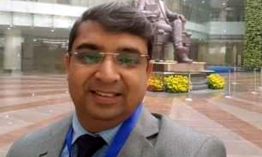 IAS officer Kundan Kumar appointed Secretary to Rajnath Singh