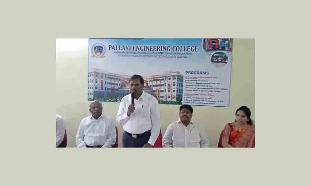 Pallavi Education Society acquires Nagole Institute of Technology and Science