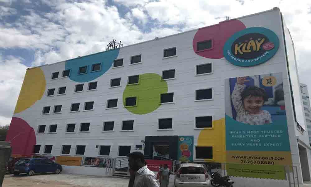 Childcare centre in Hyderabad to accommodate over 450 children
