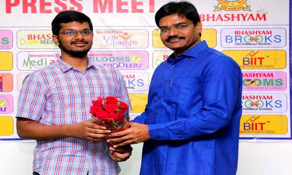 Bhashyam students excel in AIIMS