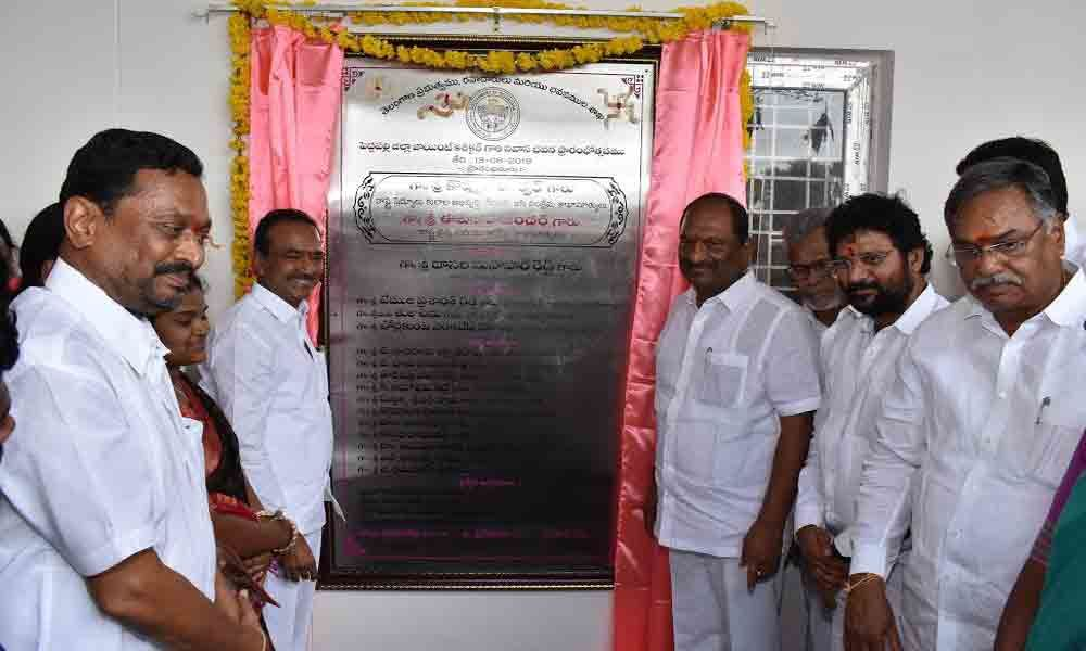 TRS keen to give good governance: Eatala