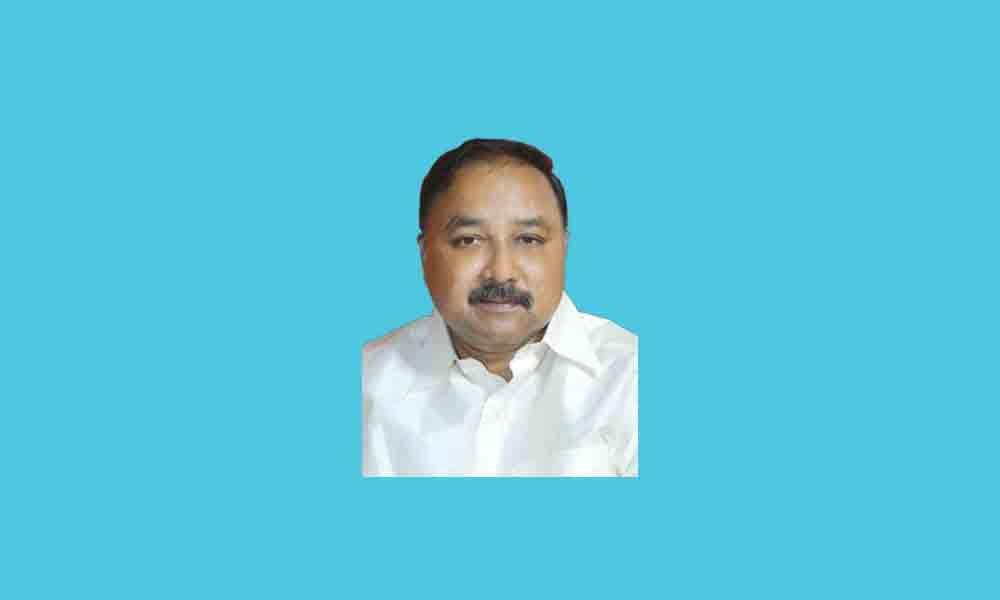 Banda Prakash is deputy Floor Leader