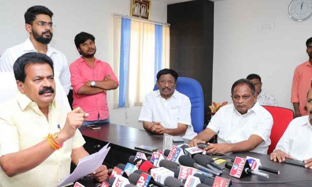 NUDA chairman calls it quits