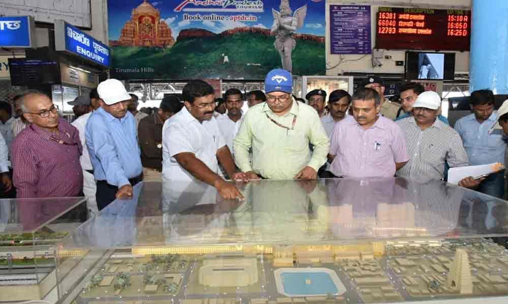 Complete Tiruchanur station works in 6 months: SCR GM