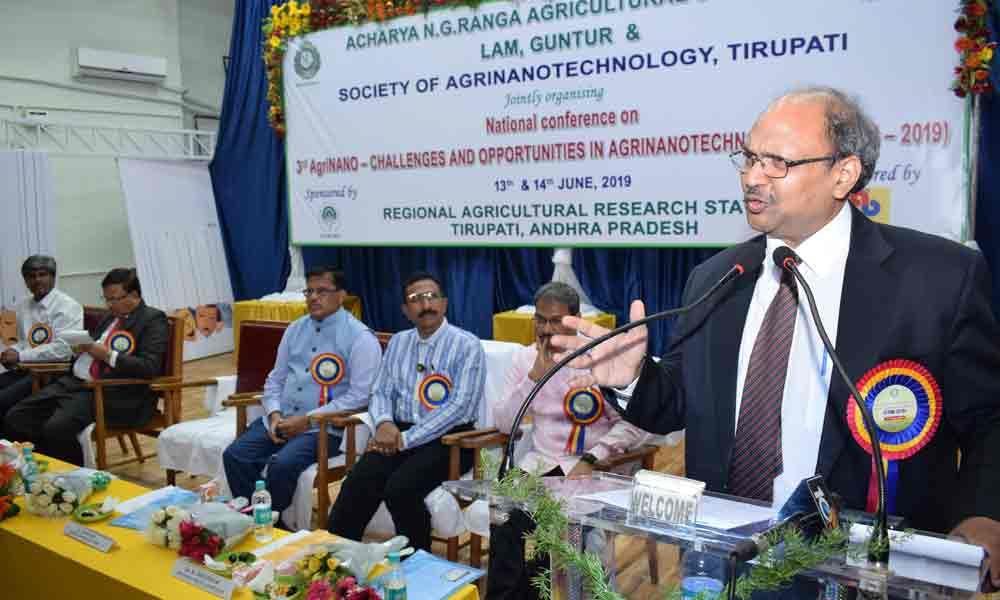 Nanotech to transform farm sector: OUAT Vice-Chancellor