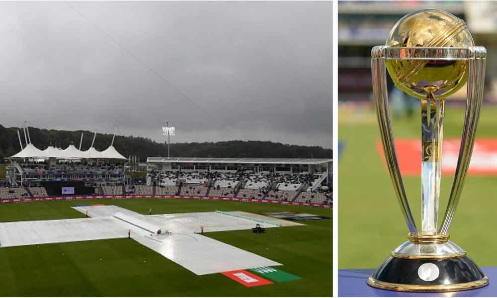 Rain Cricket World Cup!