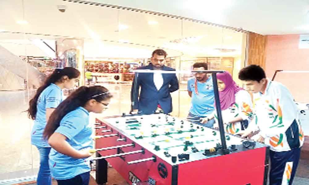 Table soccer players bring laurels to Hyderabad