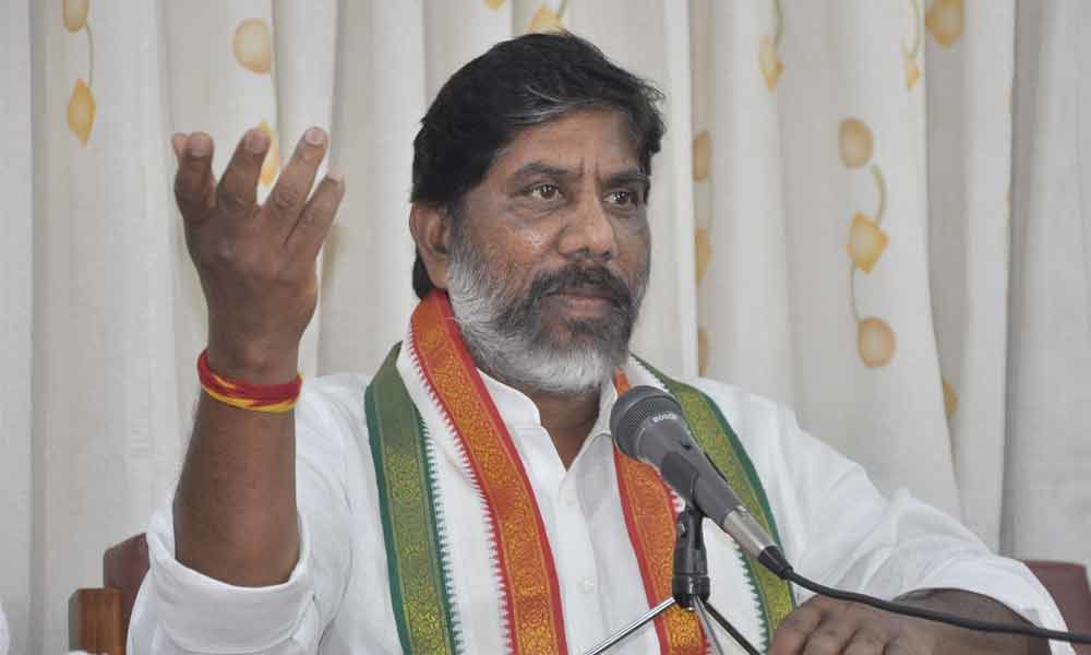 Bhatti dares KCR for debate on 10th Schedule of Constitution