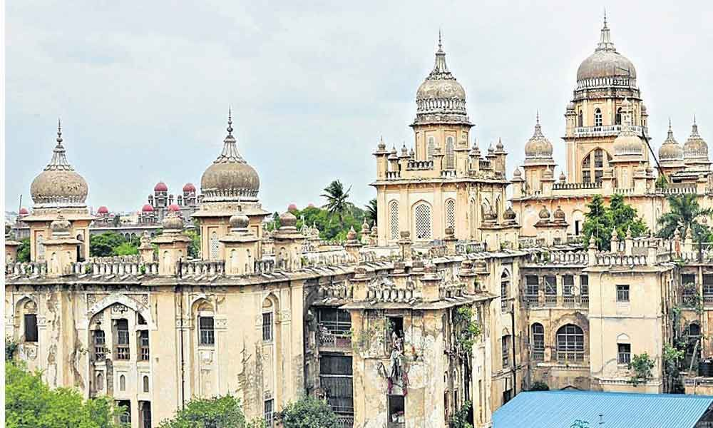 Plea to build Osmania General Hospital new towers aesthetically