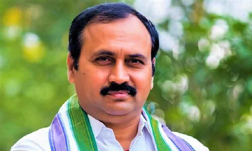 MLA Alla Rama Krishna Reddy to be the CRDA chief