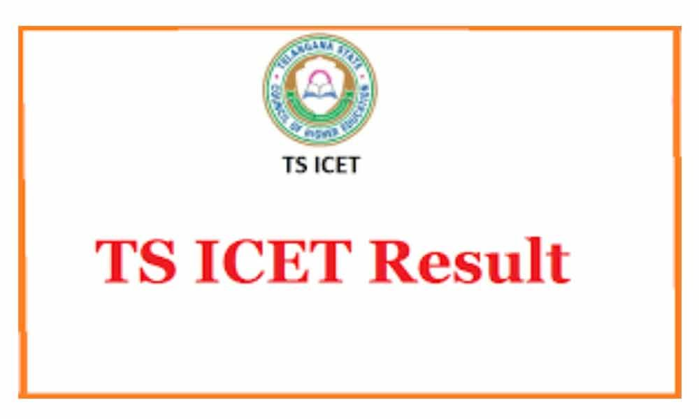 TS ICET 2019 results to be announced today