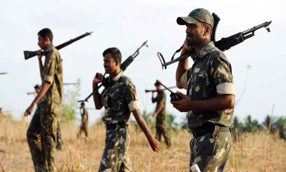 2 Naxals killed in encounter in Chhattisgarh