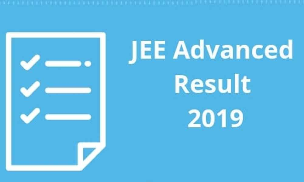 JEE Advanced result 2019 announced by IIT Roorkee