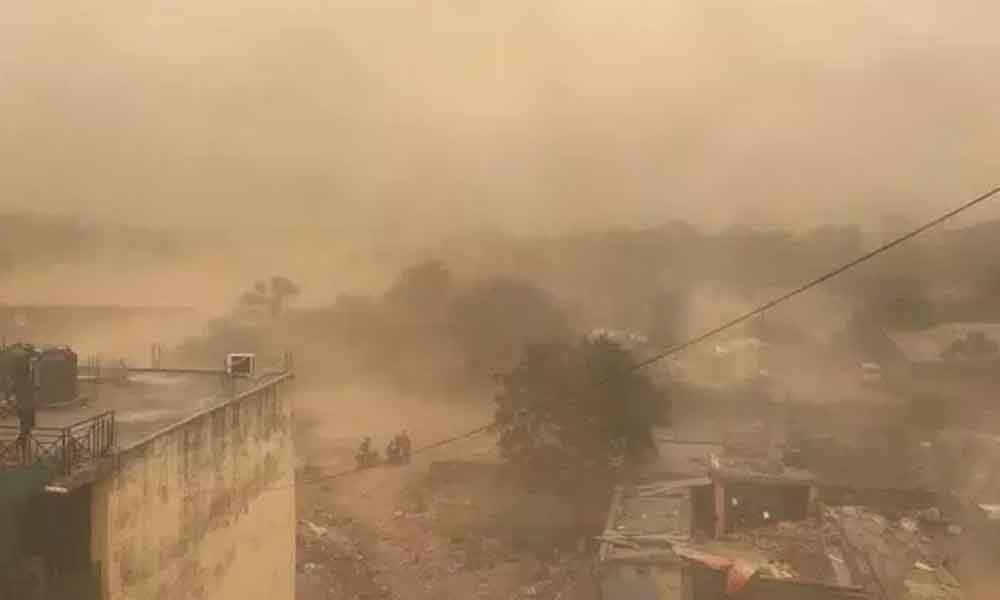 UP dust storm claims lives of 13