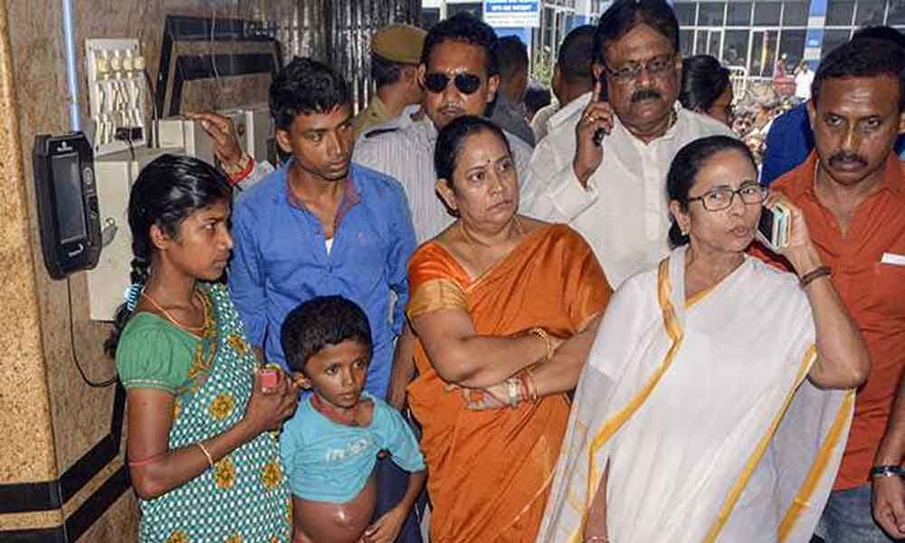 Have forgiven them for abusing me, says Mamata Banerjee to protesting doctors