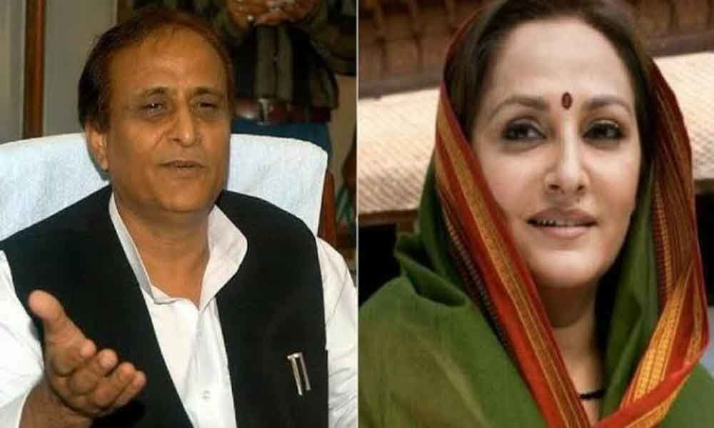 Jaya Prada seeks disqualification of Azam Khan
