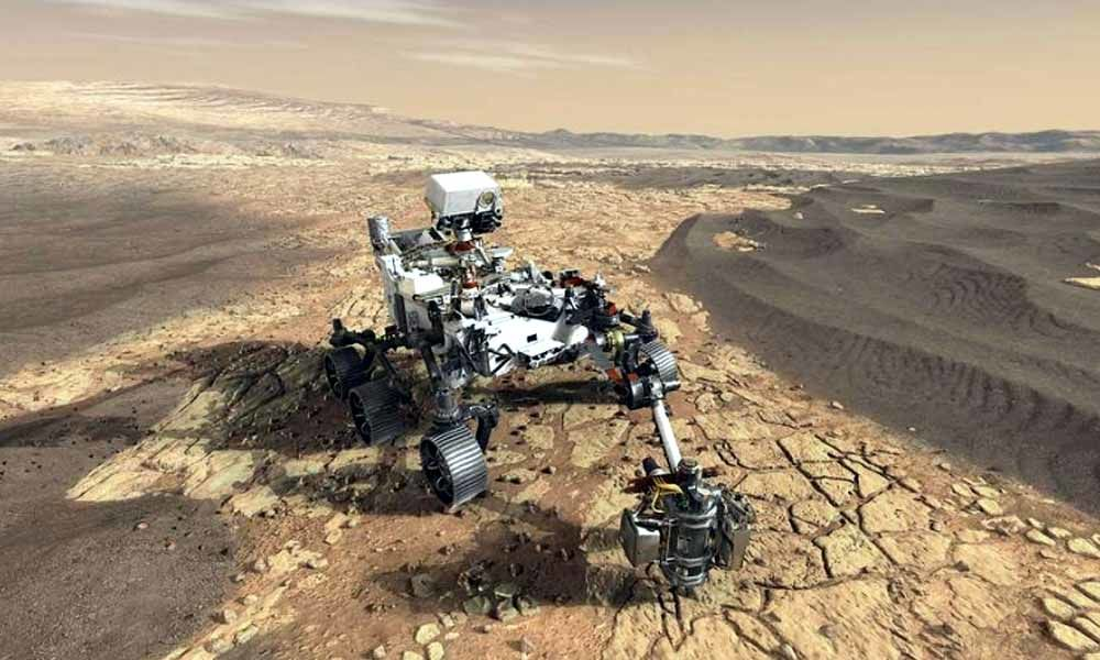 NASAs Mars 2020 rover to explore Red Planets ancient life