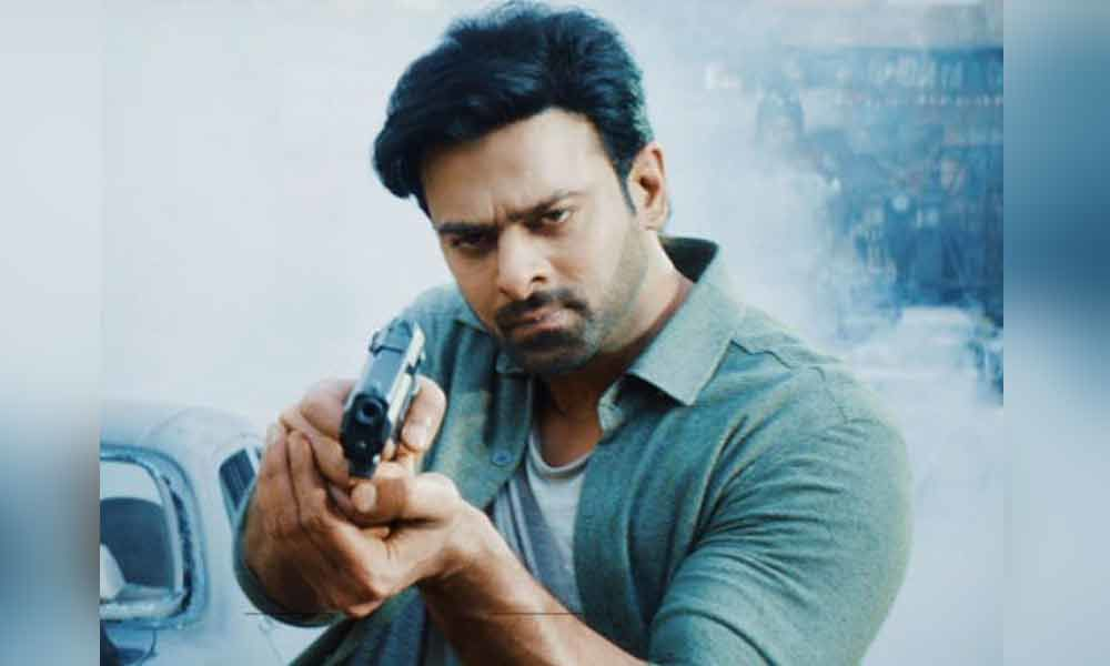 New Record of Saaho on Youtube