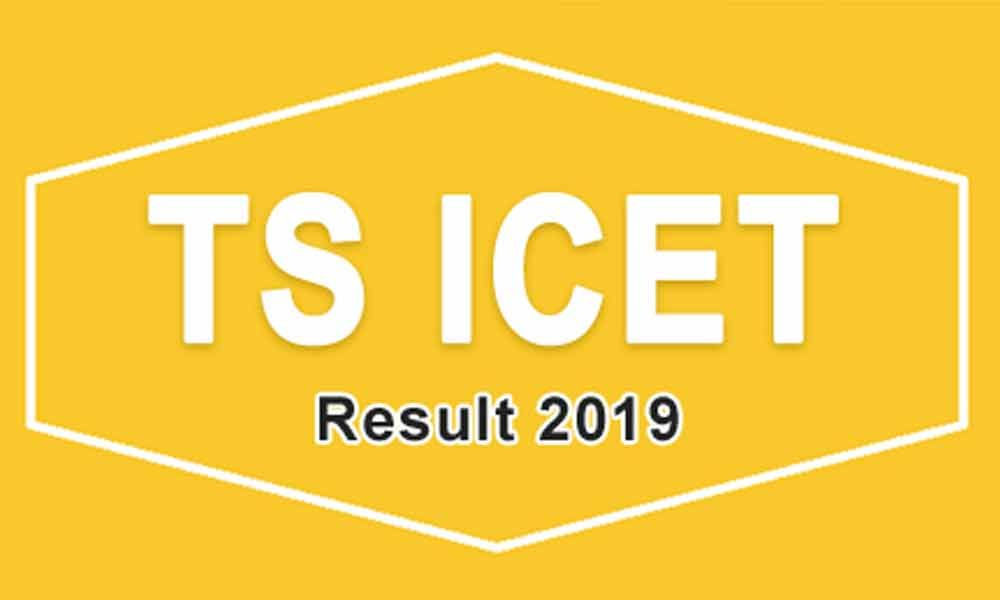 TS ICET 2019 results released
