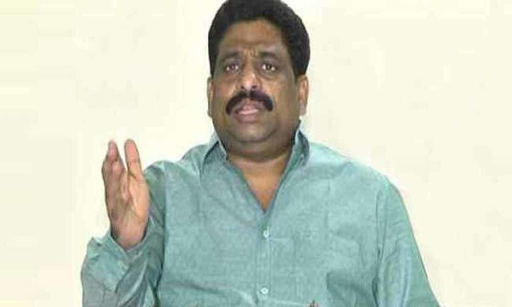 TDP leader interesting comments on CM YS Jagan